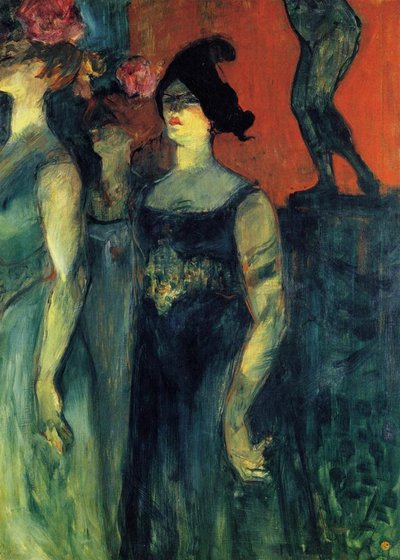 Toulouse-Lautrec - Messaline