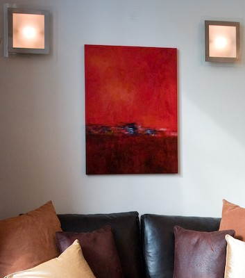 Bespoke Art. Commissioned to order.