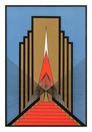 Art Deco Art by Fabulous Masterpieces