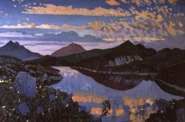 James Dickson Innes - Bala Lake