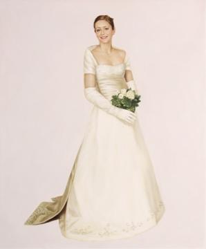 Bespoke Wedding Portrait