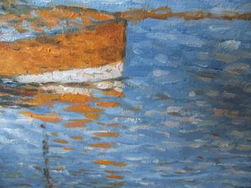 detaoil of fine art reproduction by Fabulous Masterpieces