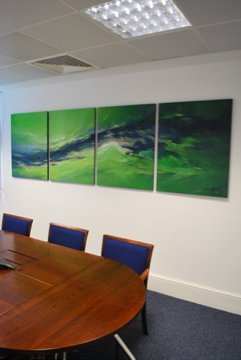 Art for offices by Fabulous Masterpieces