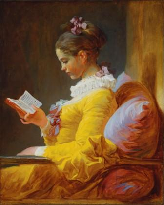 Fragonard, The Reader