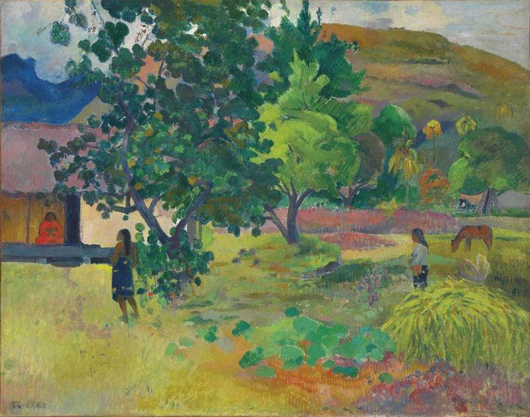 Gauguin Te Fare