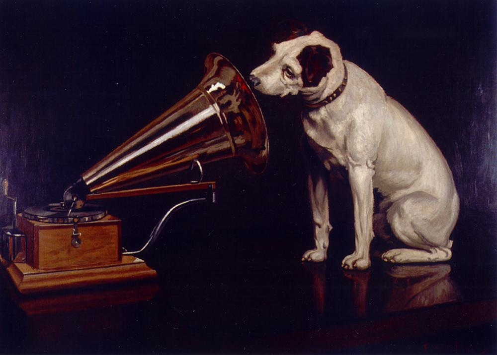 His Master's Voice by Mark Barraud