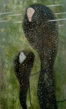 Klimt's Mermaids