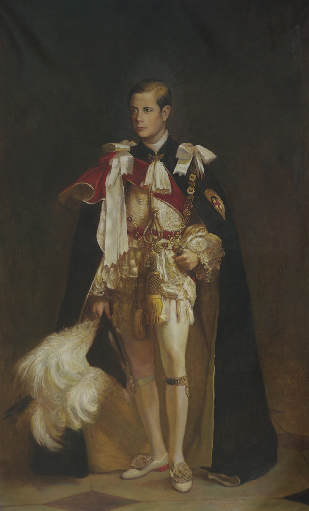 Prince of Wales - Edward VIII by Fabulous Masterpieces