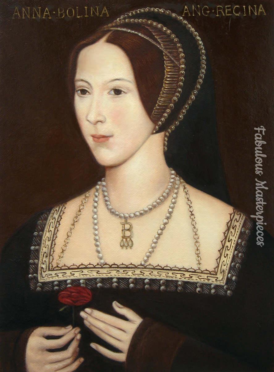 ann boylen portrait