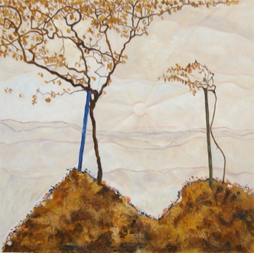 Schiele's Autumn by Fabulous Masterpieces