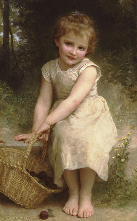 Bouguereau - Plums