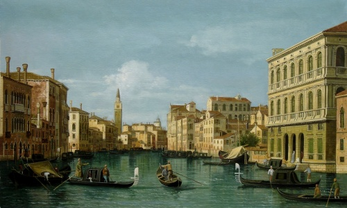 Canaletto, The Grand Canal, Venice by Fabulous Masterpieces