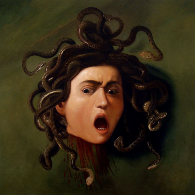 Caravaggio Art Reproduction