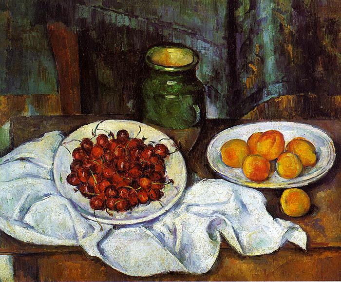 Cezanne - Still Life