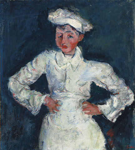 chaim soutine art exhibition