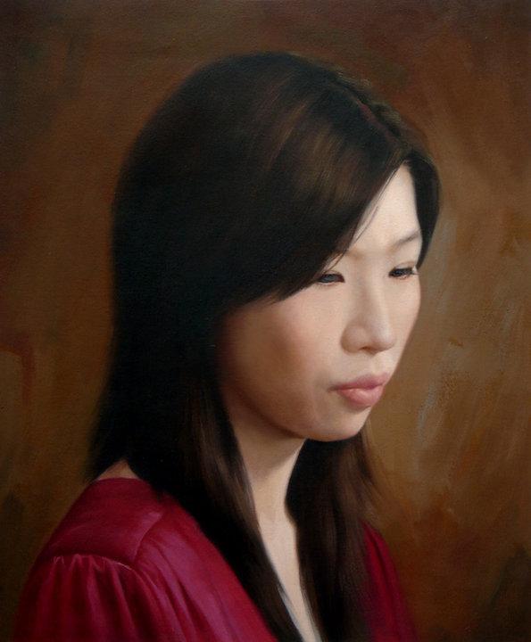 Custom Oil Portraits