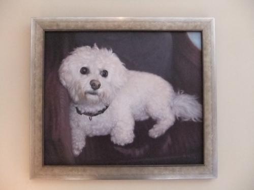 Dog Portrait by Fabulous Masterpieces