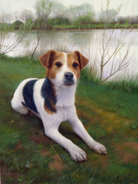 Dog Portraits by Dog Artists