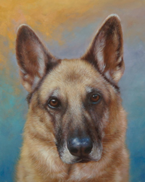 Dog Portraits by Dog Portrait Artists
