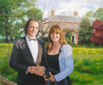 Family Portrait Commissions