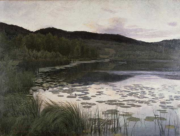 Kitty Kielland's Summer Night