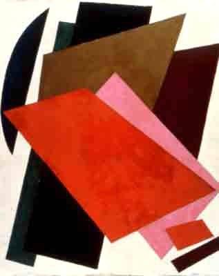 Liubov Popova - Abstract Art