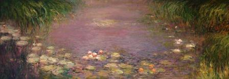 Monet Waterlily