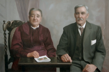 Ancestral Portraits