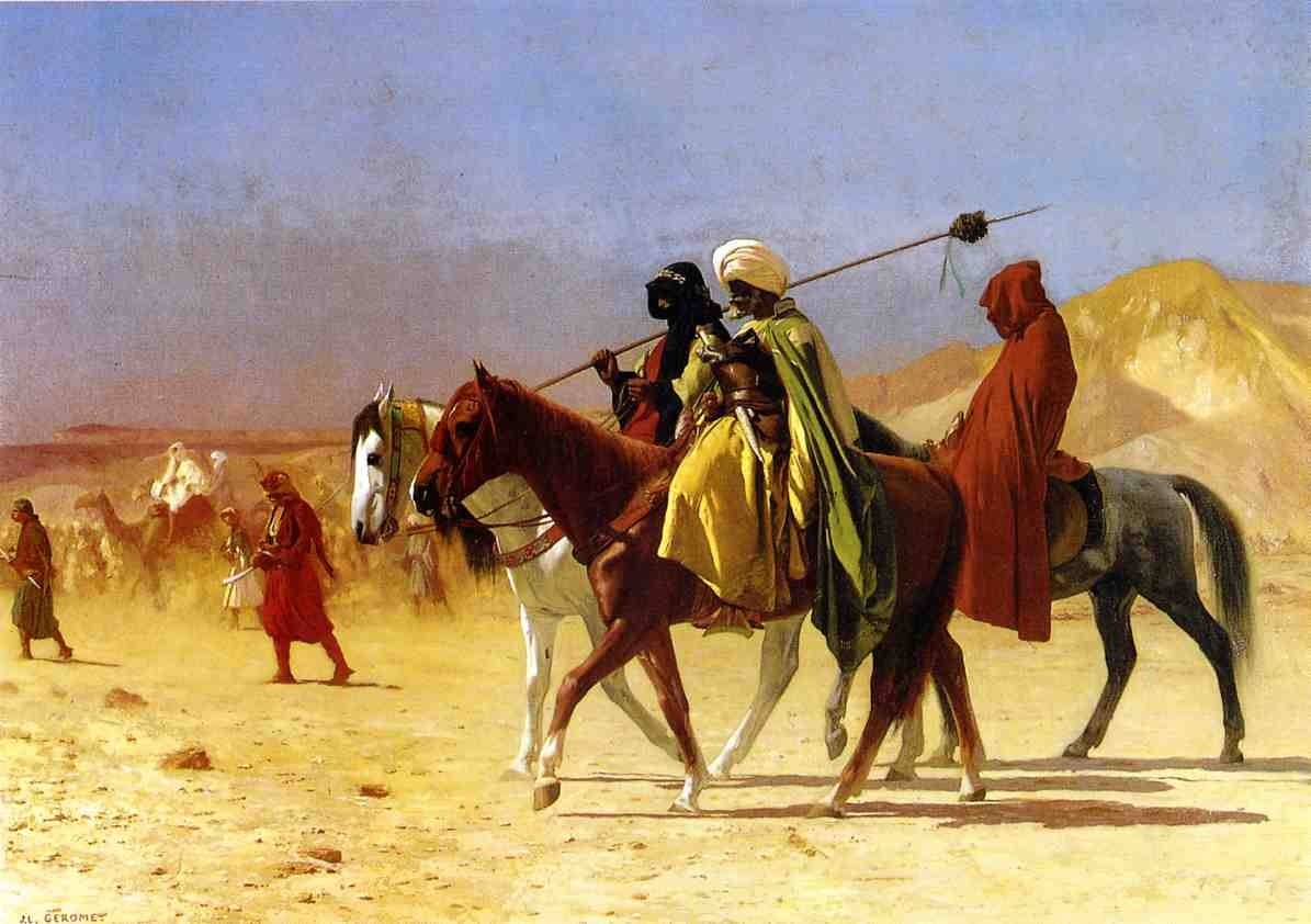 Orientalist Paintings
