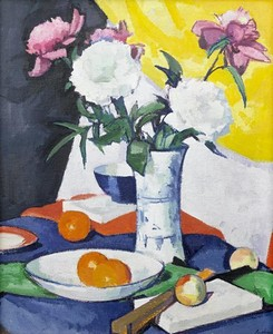 Peploe - Flowers and Fruit