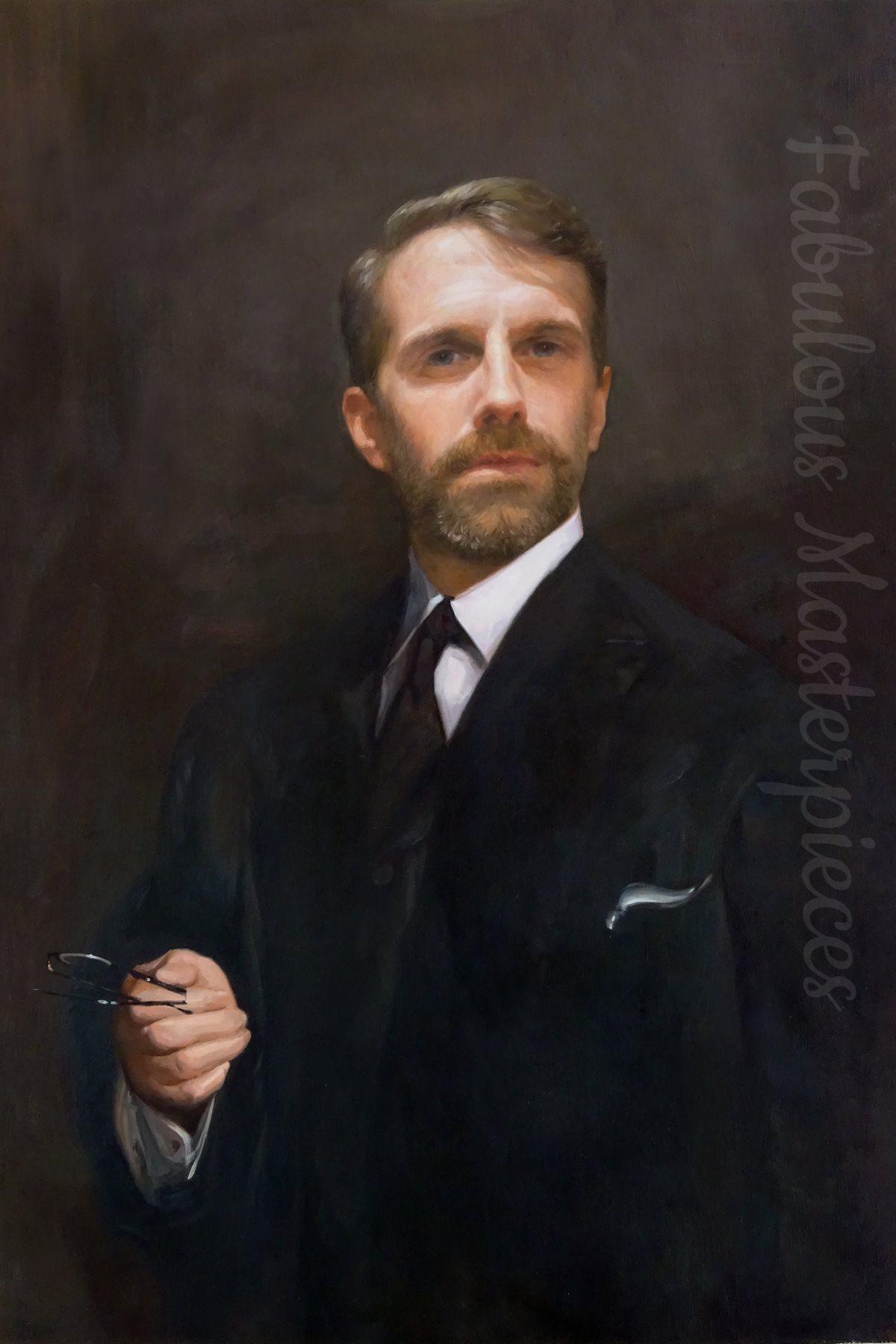 portrait commissions uk