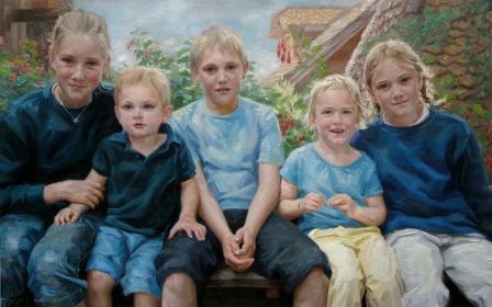 Portrait Painters UK