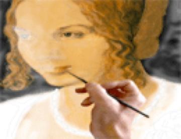 Durer''s Venetian Lady