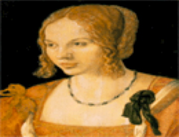 Durer - Venetian Lady
