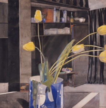 Charles Mackintosh - Tulips