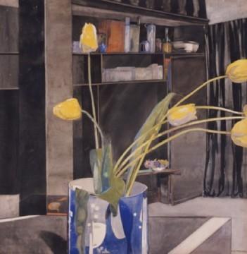 Charles Mackintosh - Tulips