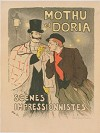 Steinlen - Mothu et Doria
