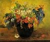 Bouquet of Flowers by Paul Gauguin