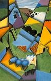 Juan Gris - Landscape at Ceret