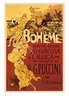 Puccini, la Boh�me by Adolfo Hohenstein
