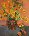Sunflowers and Mangos by Paul Gauguin