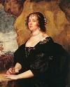 Van Dyck Diana Cecil, Countess of Oxford