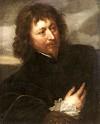 Van Dyck Portrait of Endymion Porter