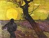 Van Gogh, The Sower