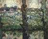 Van Gogh, The Orchard in Bloom