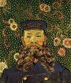 Van Gogh, Portrait of the Postman