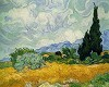 Van Gogh Wheat Field