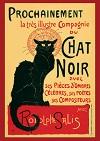Steinlen - Advertisment Du Chat Noir
