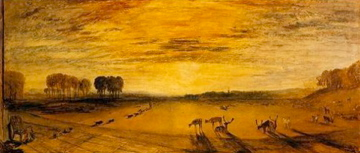 Turner - Petworth Park