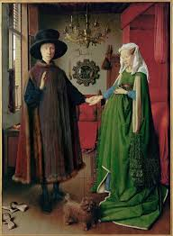 van eyck marriage portrait